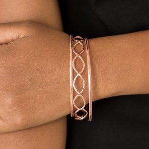Paparazzi - Rose Gold - Bracelet - #271